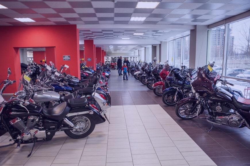 Consejos a la hora de comprar una moto
