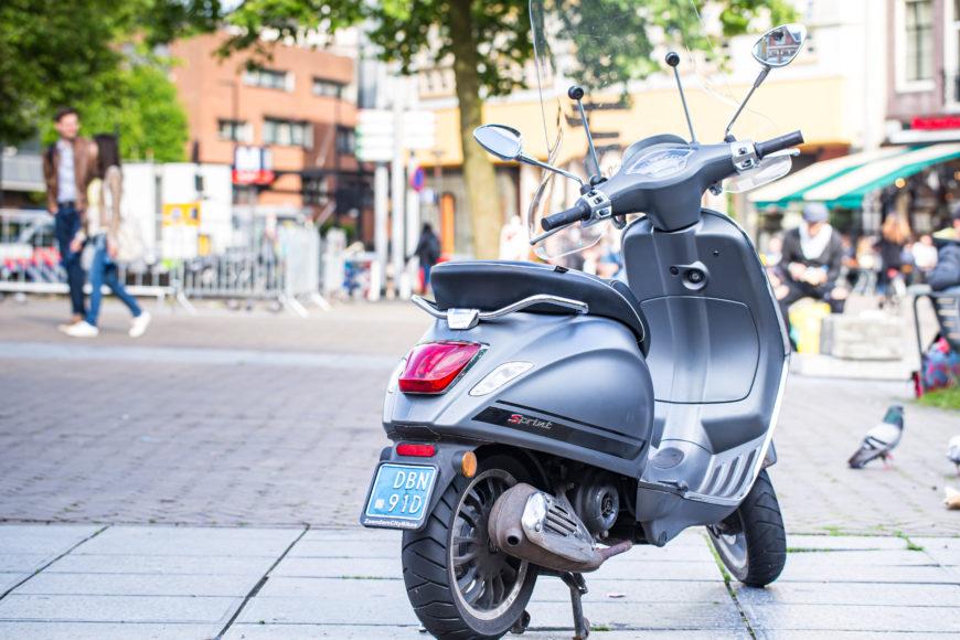 Las Mejores Scooters de 125 cc