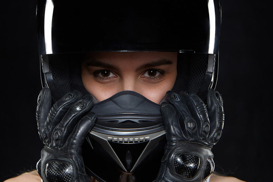 Como elegir tu casco de moto
